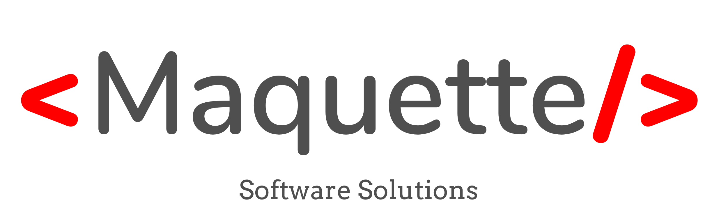 Maquette Software Solutions logo